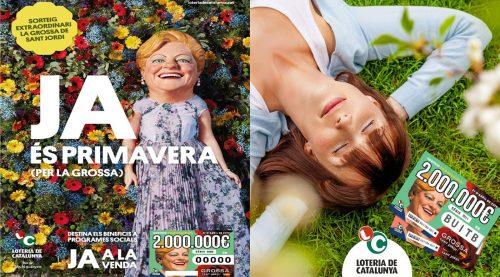La Grossa de Sant Jordi 2019, amb un premi extraordinari.